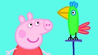 Peppa Wutz | Tiere - Zusammenschnitt | Peppa Pig Deutsch Neue Folgen | Cartoons für Kinder