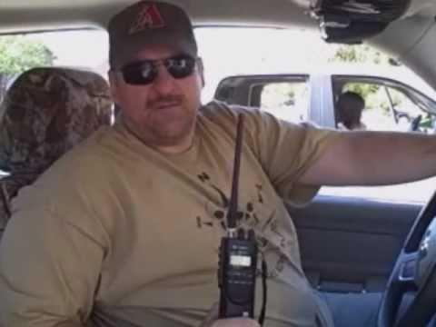 Cobra CB Radio Road Trip Handheld With vehicle adapter