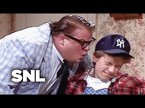 Matt Foley: A Scary Story on Halloween – SNL
