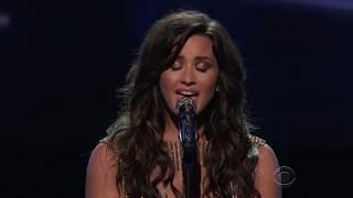 Demi Lovato - If I Can't Have You (GRAMMYs Tribute to the Bee Gees 2017)