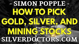 How To Pick Gold & Silver Stocks And Mining Companies For Trading And Investing   Simon Popple