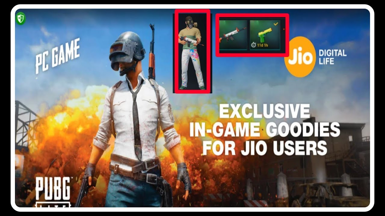 Pubg Pc Lite Free Scar L Skin Free Gift Code India Only