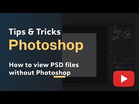 View PSD File Without Photoshop On Windows And MAC