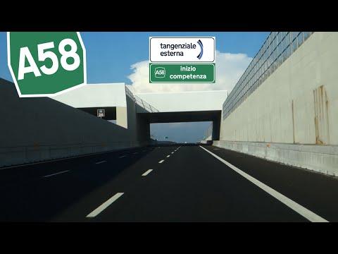 IT / A58 TEEM Tangenziale Est Esterna Milano