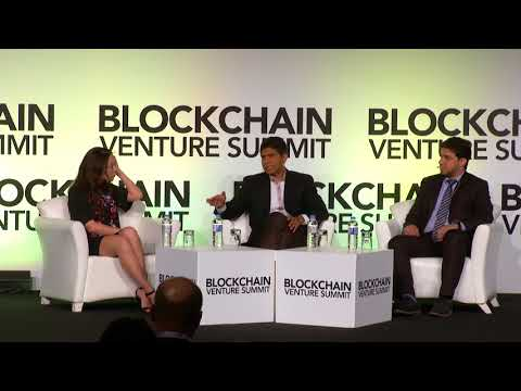 Going for an ICO in terms of business and marketing | Blockchain Venture Summit