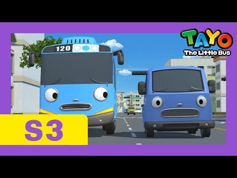 Tayo Español la Serie 3 l #8 La promesa de Tayo l Tayo el pequeño Autobús