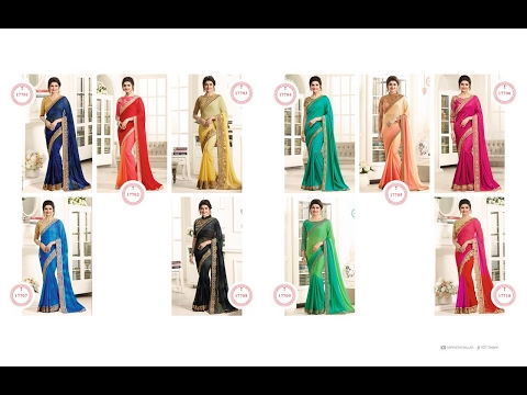 latest indian Sarees collections 2017 || vinay fashion || Prachi-Star Walk -22