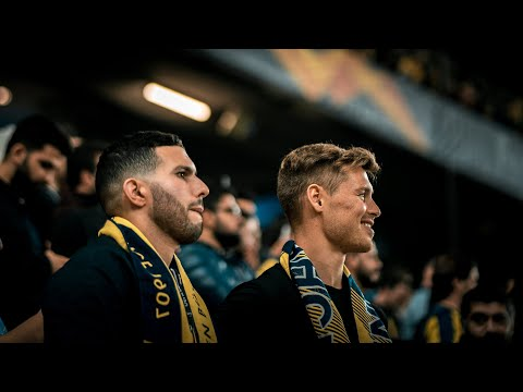 Fenerbahçe Europa League with UEFA