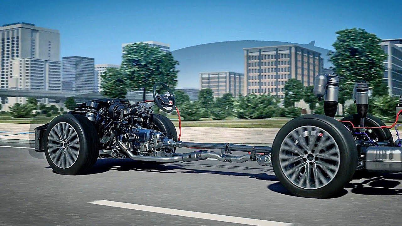 audi a8 2018 mild hybrid electric vehicle youtube. Black Bedroom Furniture Sets. Home Design Ideas