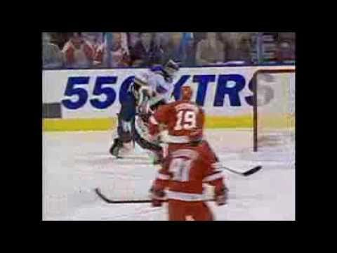 Steve Yzerman: Every Goal from the 97/98/02 Playoffs