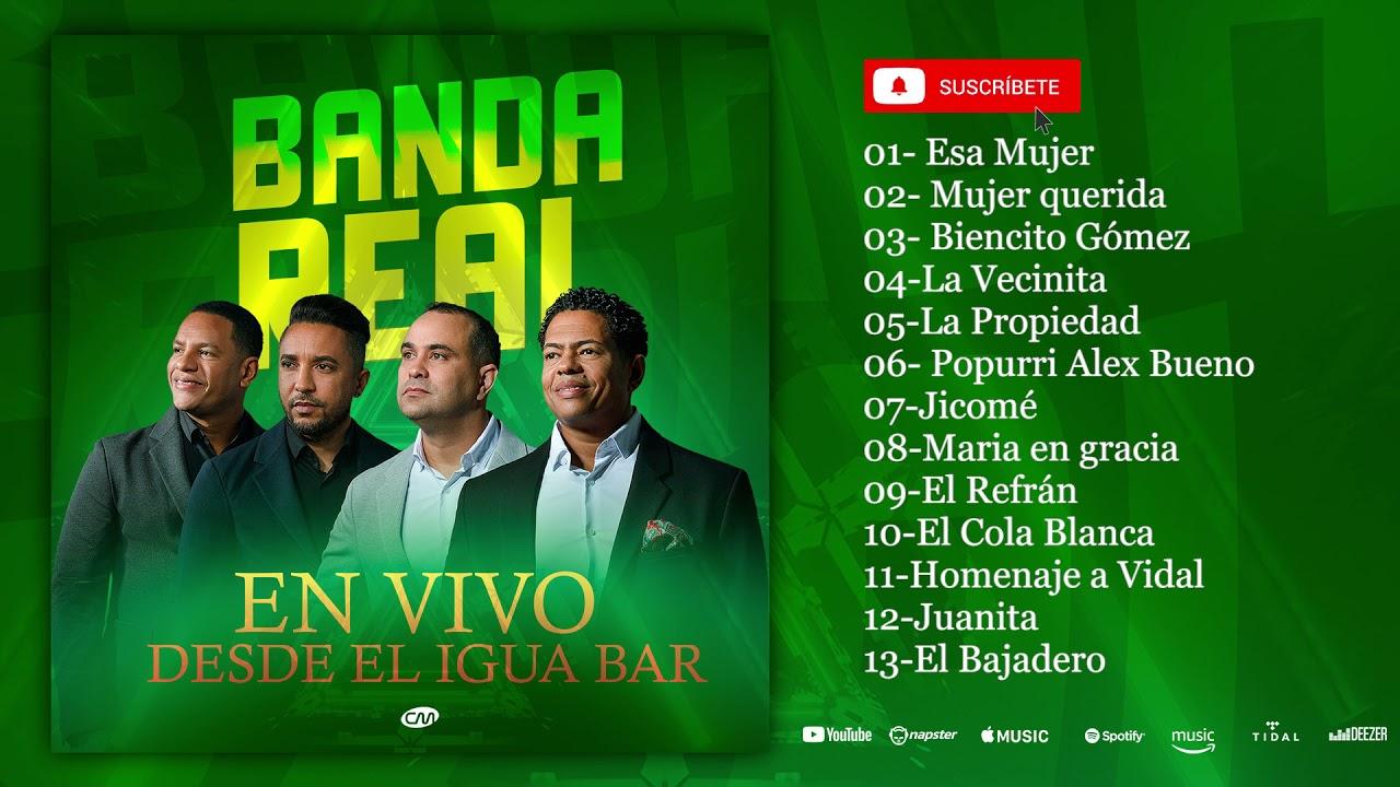 Download Banda Real En Vivo Desde El Igua Bar