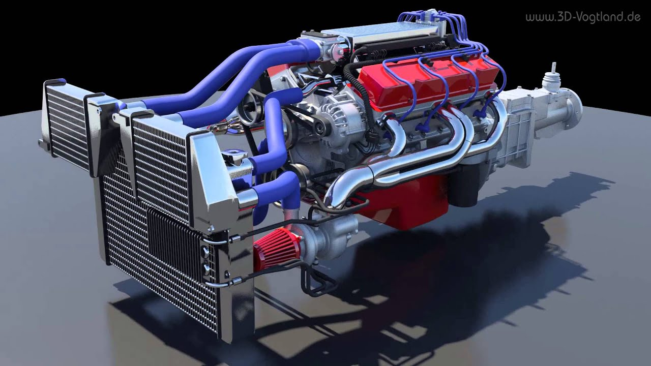 350 Chevrolet V8 Twin Turbo Youtube