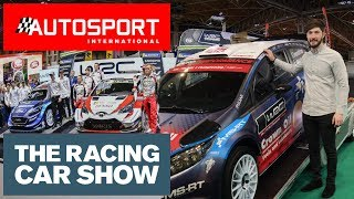 AUTOSPORT INTERNATIONAL SHOW 2019 | SO MANY THINGS TO SEE