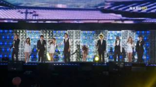 [FanCam] 090919 SNSD & Super Junior - Seoul Song @ 2009 Asia Song Festival