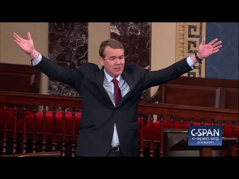 Word for Word: Sen. Bennet on Ludicrous Government Shutdown (C-SPAN)