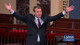 "Word for Word: Sen. Bennet on ""Ludicrous"" Government Shutdown (C-SPAN)"
