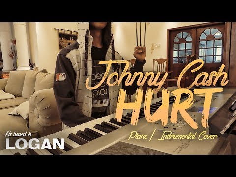 Johnny Cash - Hurt [Piano/Instrumental Cover]