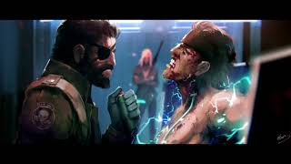 Metal Gear Solid Movie Concept Art / Artwork Collection #MetalGear31st