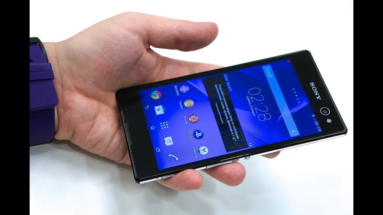 New sony xperia c3 review youtube reheart Gallery
