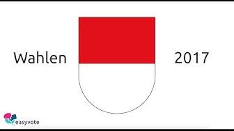 Wahlen in Solothurn am 12. März 2017