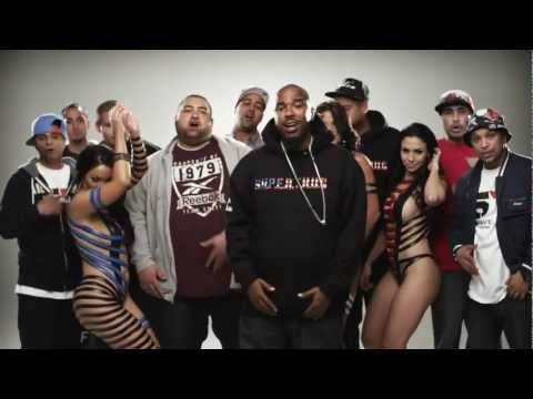 N.O.R.E. (Feat. Busta Rhymes & Waka Flocka) - Legghooo