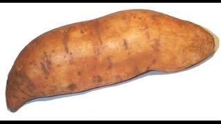 Оливье по корейски из батата (сладкого картофеля) / Sweet potato salad / 고구마샐러드