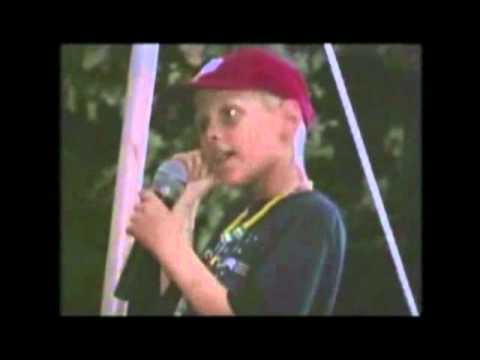 Ben Karaoke at Camp Adventure 2009.mp4