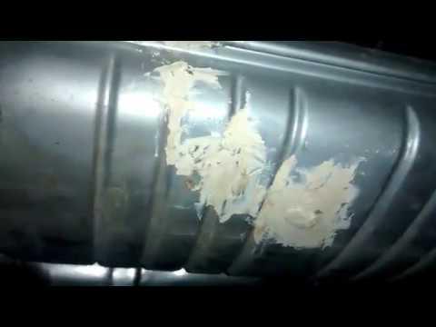 Van de Escape Reparación Fix Fugas De Tubo De Escape Vendaje Soplado