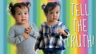 TELL THE TRUTH! - July 09, 2016 -  ItsJudysLife Vlogs
