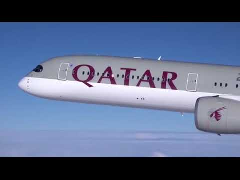 Qatar Airways took delivery of Airbus' biggest A350 | Corporate Travel Concierge
