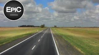 Autopista Cañuelas & Ruta Nacional 3 Fragmentos - Provincia de Buenos Aires, Argentina (HD)