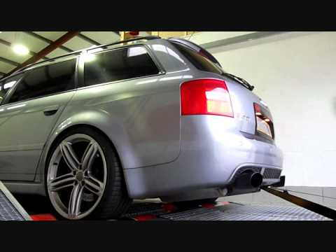 778 PS 864Nm Audi RS6 by MRC Tuning - YouTube