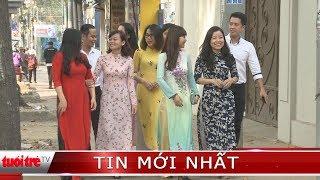 ⚡ Tin mới nhất | Cán bộ, công chức, viên chức nữ sẽ mặc áo dài trong tháng 3-2018