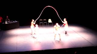 Jump & dance / IV de Légende