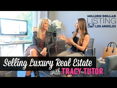 How To Break Into LUXURY Real Estate With Tracy Tutor Of Million Dollar Listing LA