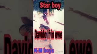 Davido If in ewe💝🔥
