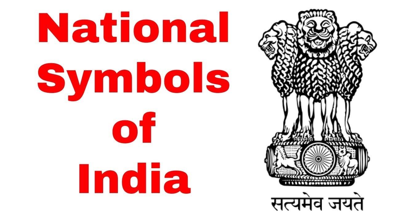 National Symbols Of India In Hindi Indian National Symbols In