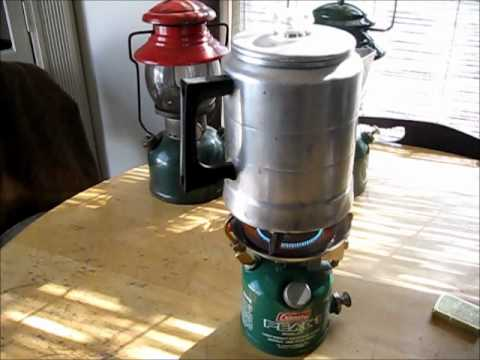 Canadian Coleman ( Peak 1 Model 576) Backpack  Stove
