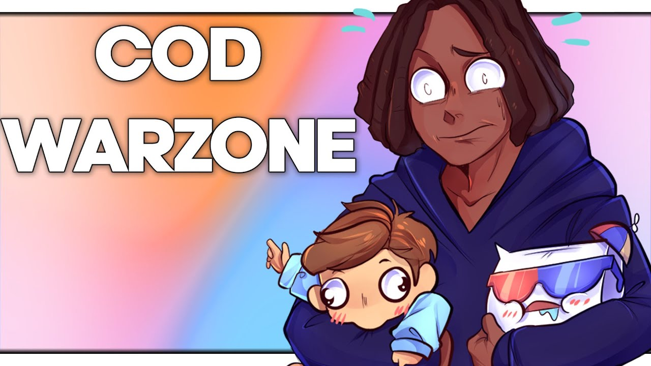 COD Warzone but we ANNOY GRIZZY - FT, Smii7y, Puffer, & Grizzy