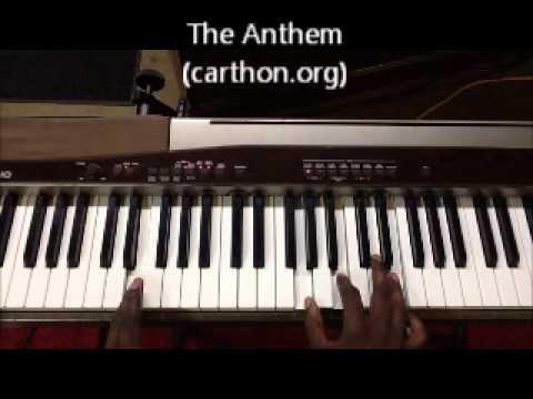 The Anthem Planetshakers Lafayette Carthon Youtube