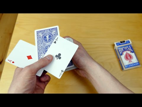 No Setup No Setup The Best Simple Easiest No Setup Card Trick In The World
