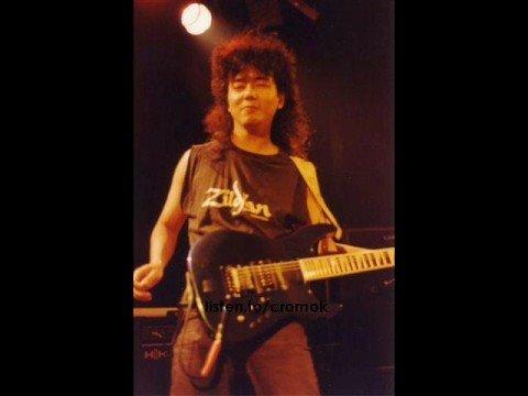 Cromok-Misty live at life centre 1992