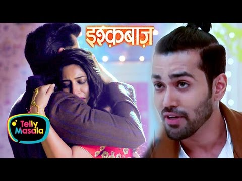 Shivaay & Anika Get INTIMATE And Kiss For...