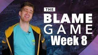 The Blame Game | W8 Spring S7: C9 Again, Echo Fox But Not Keith! & Team Liquid Again........
