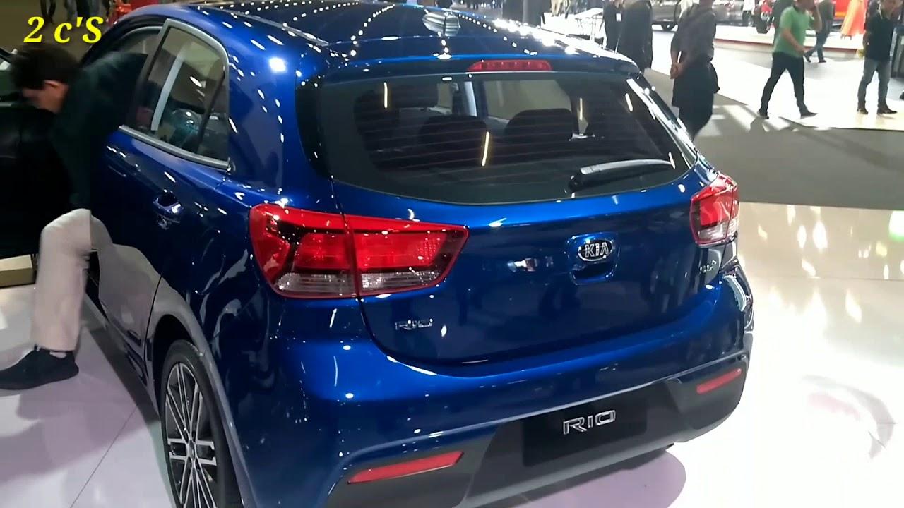 2020 Kia Rio Review.2020 Kia Rio Hatchback Interior Exterior E Design