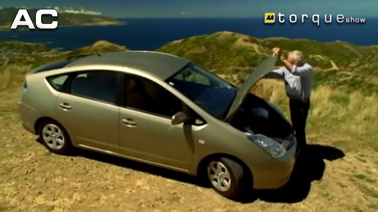 Toyota Prius Vs Honda Civic Hybrid Review Aa Torque Show