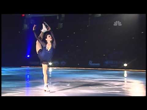 "2011 Riverdance on Ice - Sasha Cohen ""Slow Air and Tunes"""