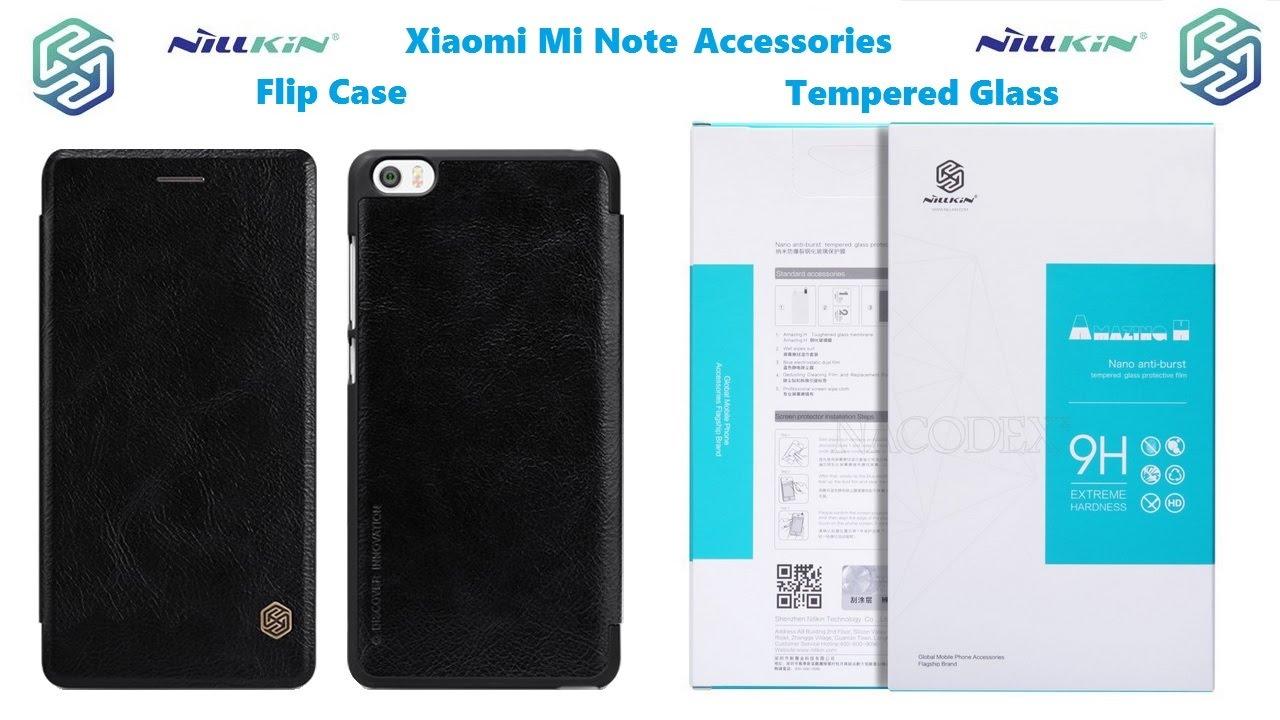 super popular 7590f b8796 Аксессуары Xiaomi Mi Note,Nillkin Tempered Glass,Nillkin Flip case +Nillkin  Tempered Glass IPhone 4