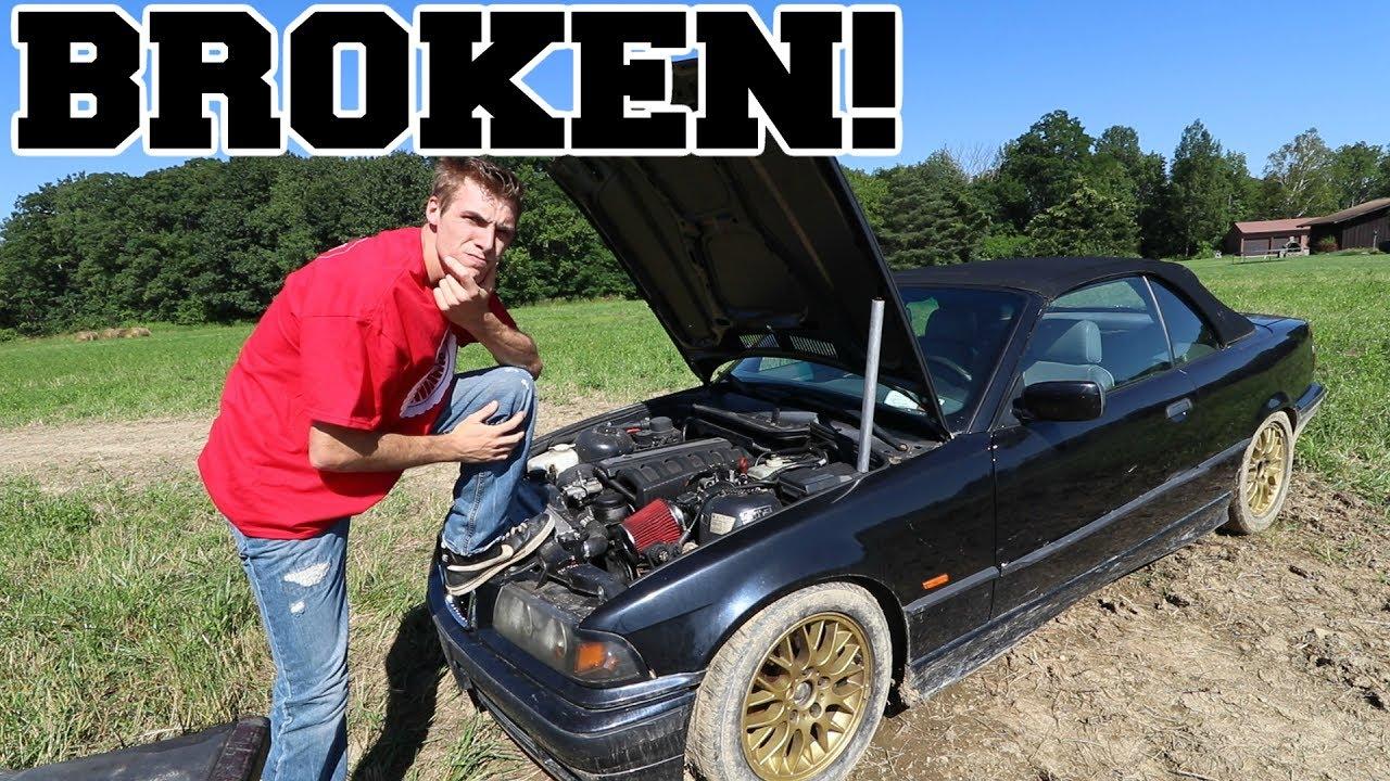 MY BMW is Broken Again...