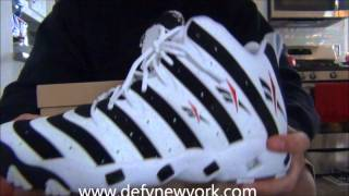Reebok Big Hurt Frank Thomas Retro On Feet 2014 a7e292d39
